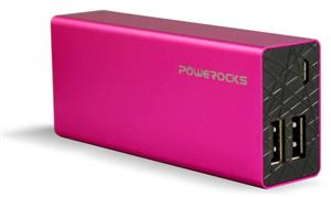 Powerocks Rose Stone 6000mAh Powerbank